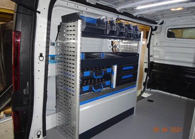 Vanfit Solutions Fiat Vans