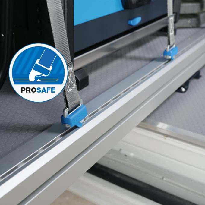 pull-out loading platform